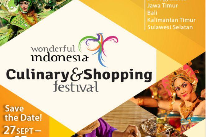 LAMPUNG POST | Favourit Acara Akhir Pekan, Kunjungi Festival Kuliner dan Belanja