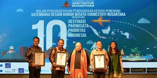 LAMPUNG POST | Ini 10 Pemenang Lomba Desain Arsitektur Nusantara