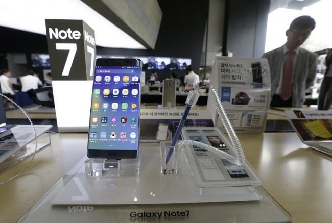 LAMPUNG POST   Dihantam Kasus Galaxy Note 7, Pelanggan Samsung Masih 'Keukeuh' Setia