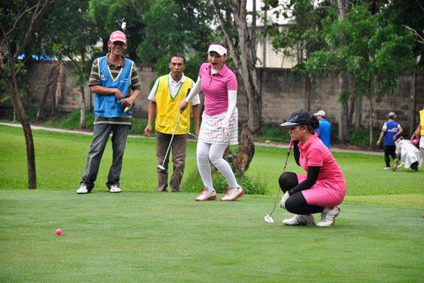 LAMPUNG POST | Golf, Antara Hobi dan Bisnis