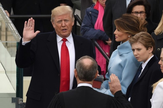 LAMPUNG POST   Trump, Amerika Baru