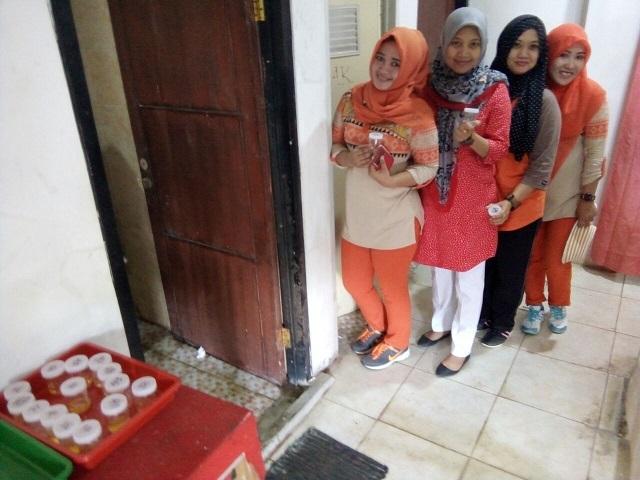 LAMPUNG POST | Masuk Zona Merah, Inspektorat Tuba Tes Urine