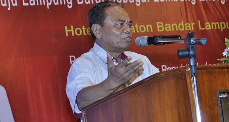 LAMPUNG POST | Hak Politik Irman Gusman Dicabut!
