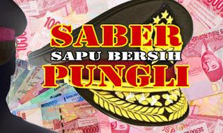 LAMPUNG POST | Tugas Mulia Saber Pungli