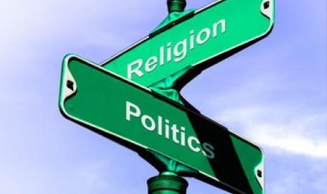 LAMPUNG POST | Potret Perselingkuhan Agama dan Politik