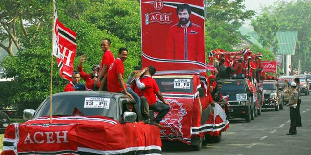 LAMPUNG POST | Perilaku Barbaristik dalam Politik Aceh