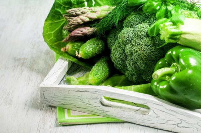 Sayuran Hijau Ampuh Mencegah Demensia