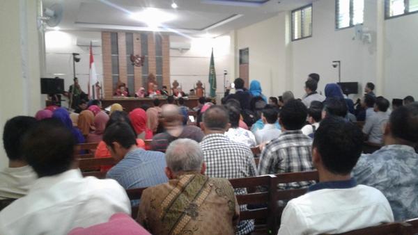 Saksi Menyebut Bambang Kurniawan Merasa Diperas Dewan