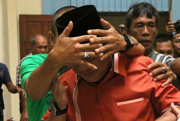Hakim Vonis Rehabilitasi Pengguna Narkotika Muklis Basri