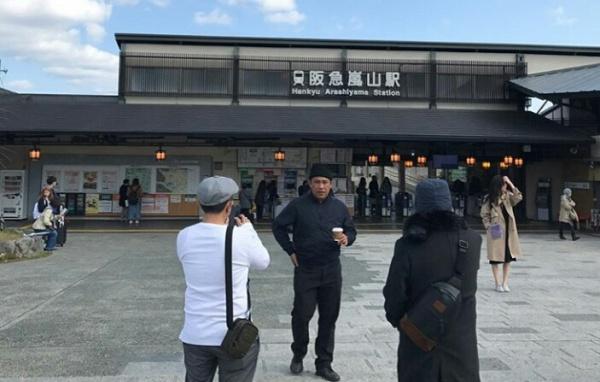 Umar Ahmad dan Rombongan Studi Banding ke Jepang