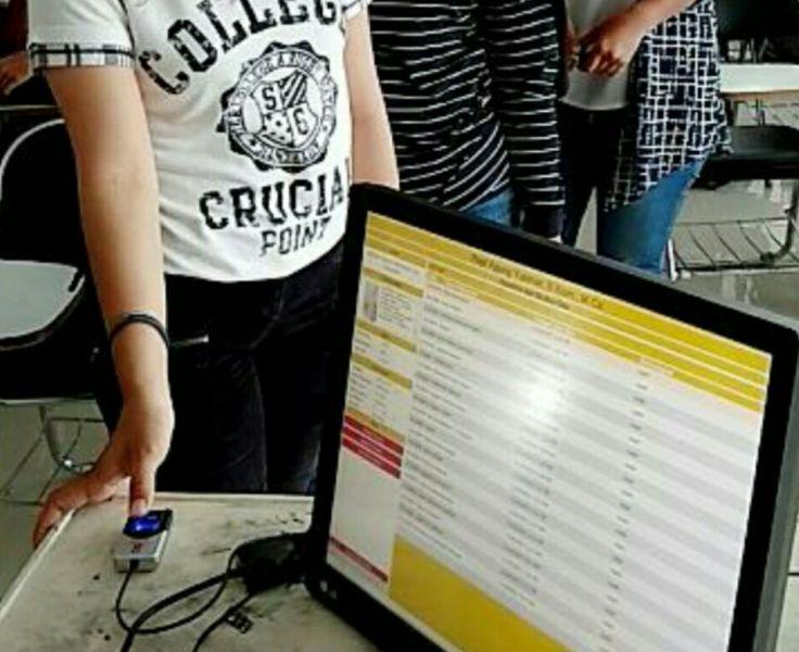 LAMPUNG POST | Mulai 2018, Presensi Mahasiswa Itera Gunakan Simple
