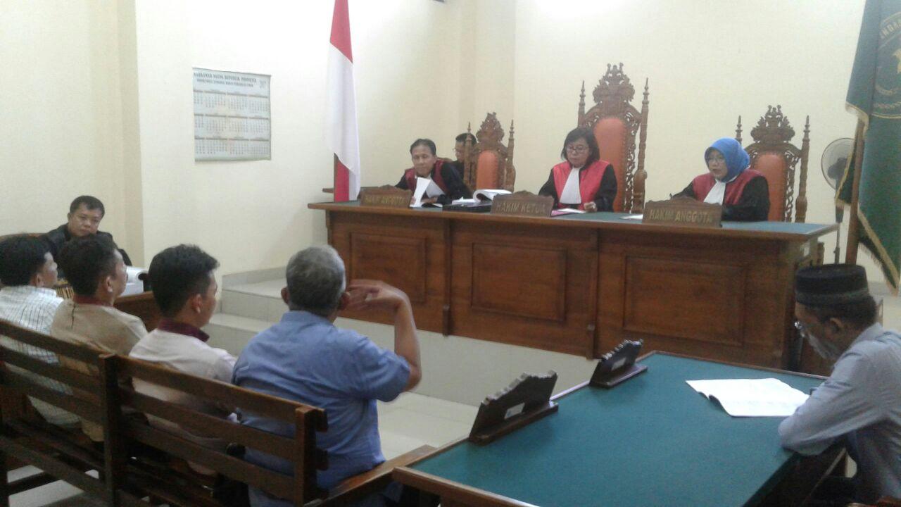 LAMPUNG POST | Farizal Jadi Saksi Kunci Sidang Penipuan Fee Proyek Rp14 Miliar