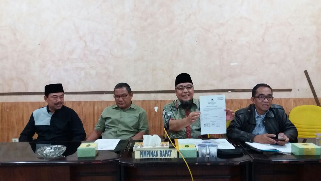 DPP Golkar Resmi Dukung Arinal-Nunik di Pilgub 2018
