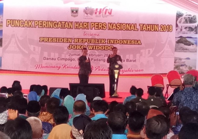Ketika Jokowi Jadi Wartawan
