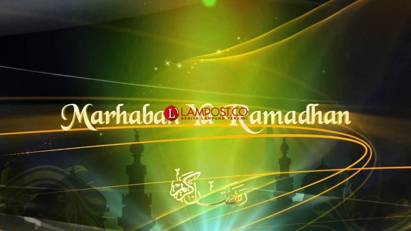 Selamat Datang Ramadan
