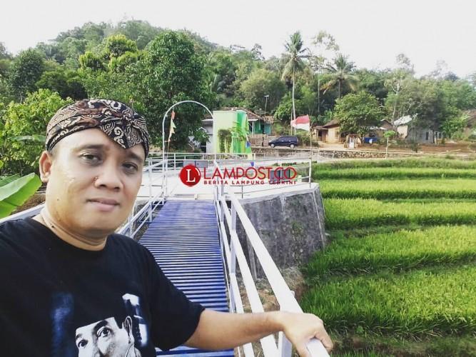 Wisata Talang mengangkat Nama Pekon Bumiayu