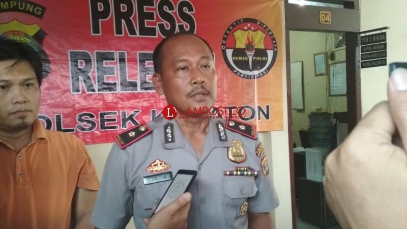 Polisi Bantah Kabar Penculikan Anak SD di Rajabasa