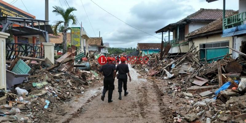 Korban Tewas Tsunami Kalianda-Rajabasa Bertambah Jadi 58 Orang