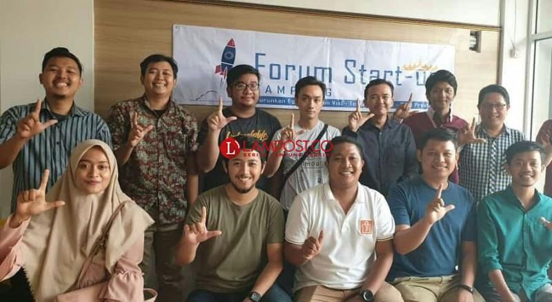 Forum Startup Lampung Dukung EkonomiLampung Lewat Digitalisasi