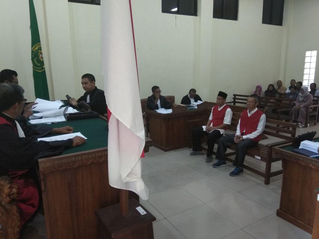 Saksi Pelapor Yakin Terdakwa Merusak TNBBS