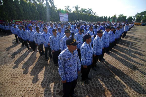 LAMPUNG POST   Bandar Lampung Kekurangan 1.112 Guru SD/SMP