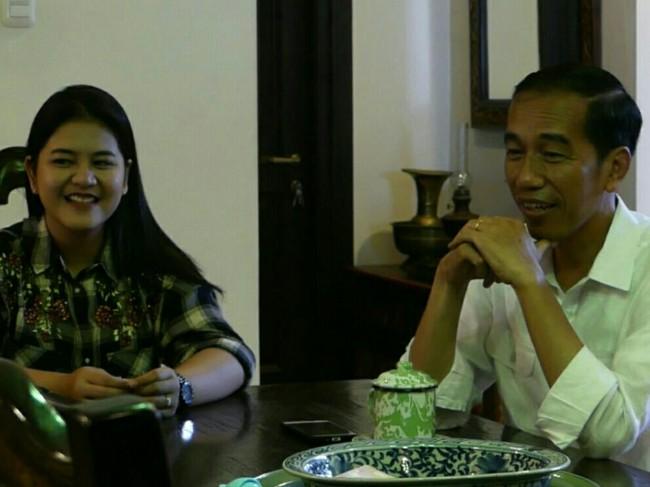 LAMPUNG POST | Jokowi Pastikan Tak Cuti Urus Pernikahan Kahiyang