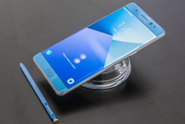 LAMPUNG POST | Ini Penampakan Samsung Galaxy Note 7 Versi Daur Ulang