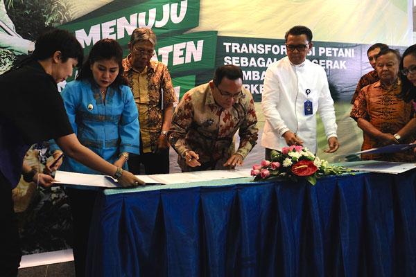 Deklarasi Lingkar Temu Kabupaten Lestari