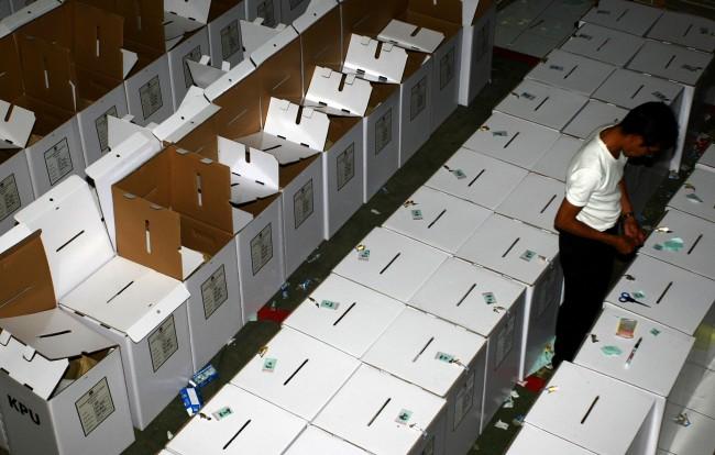 LAMPUNG POST | KPU Tetapkan Pemilu Serentak 2019 Berlangsung 17 April
