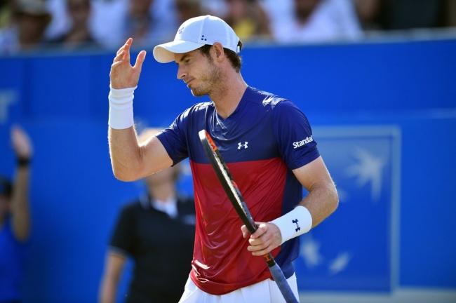 LAMPUNG POST | Langsung Rontok pada Babak Pertama, Momen Memalukan Andy Murray