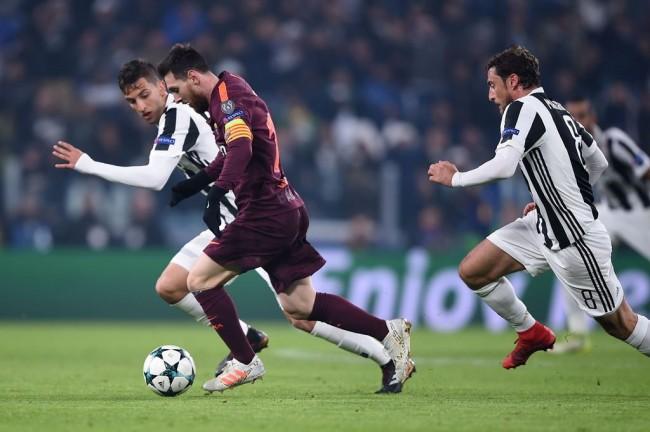 LAMPUNG POST | Laga Juventus Vs Barcelona Berakhir Imbang Tanpa Gol