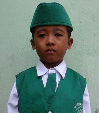 Irfan Yongki Setiawan  Senang Bermain Sepak Bola