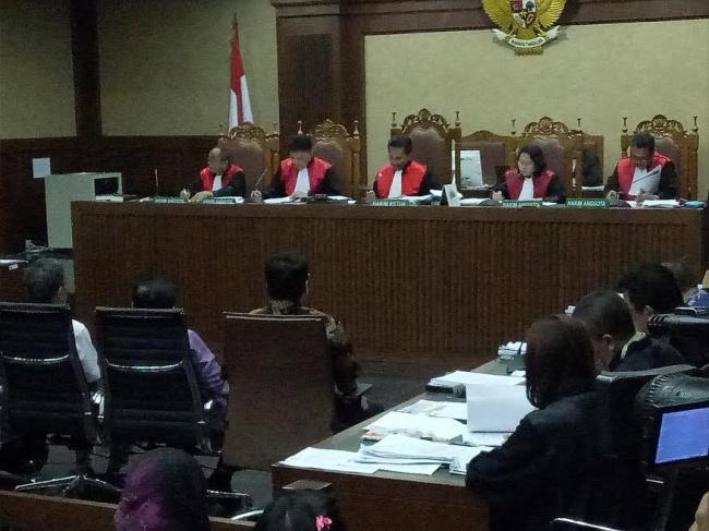 LAMPUNG POST   Sidang Ke-14 Kasus KTP-el, Jaksa KPK Hadirkan 7 Saksi