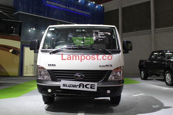 LAMPUNG POST | Tata Motors Luncrukan Super Ace HT yang Kuat di Semua Medan