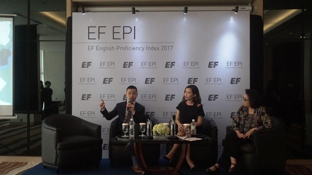 LAMPUNG POST | Kecakapan Bahasa Inggris Bangsa Indonesia Rendah