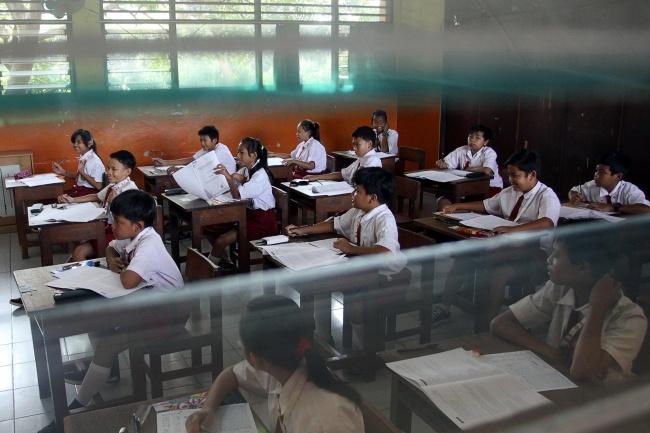 LAMPUNG POST | Pemerintah Matangkan Program Full Day School