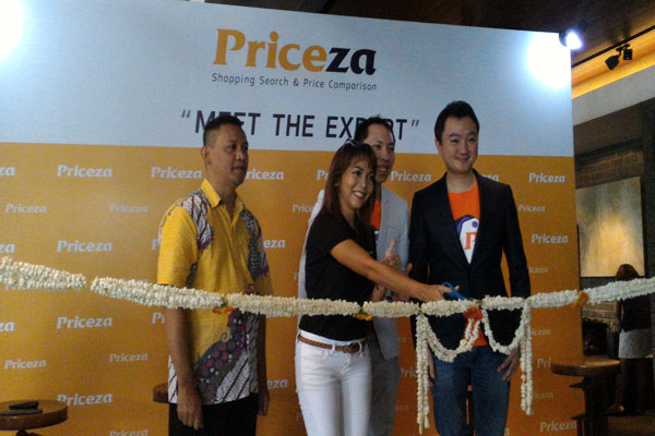 LAMPUNG POST | Priceza, Mesin Pencari Harga Diluncurkan
