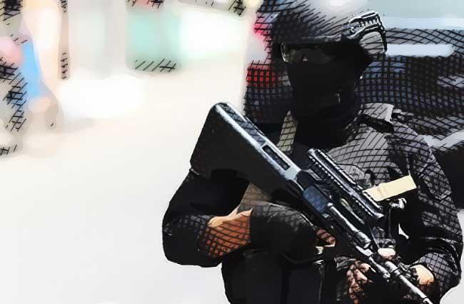 Dua Terduga Teroris Ditangkap di Jatim