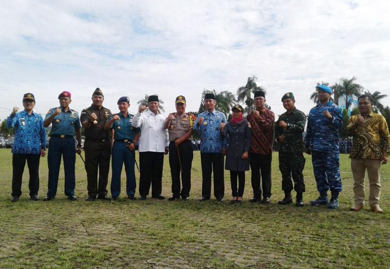 LAMPUNG POST | TNI, Polri dan ASN Tegaskan Netral di Pilkada