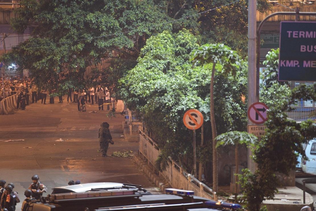LAMPUNG POST | Indonesia harus Menang Lawan Terorisme