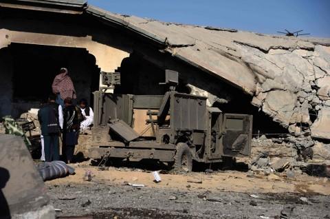 Serangan Bom Bunuh Diri di Afganistan, 11 Anak Tewas