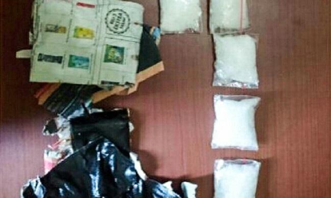 Dalam Dua Pekan, Lima Tersangka Pengedar Narkoba Dibekuk