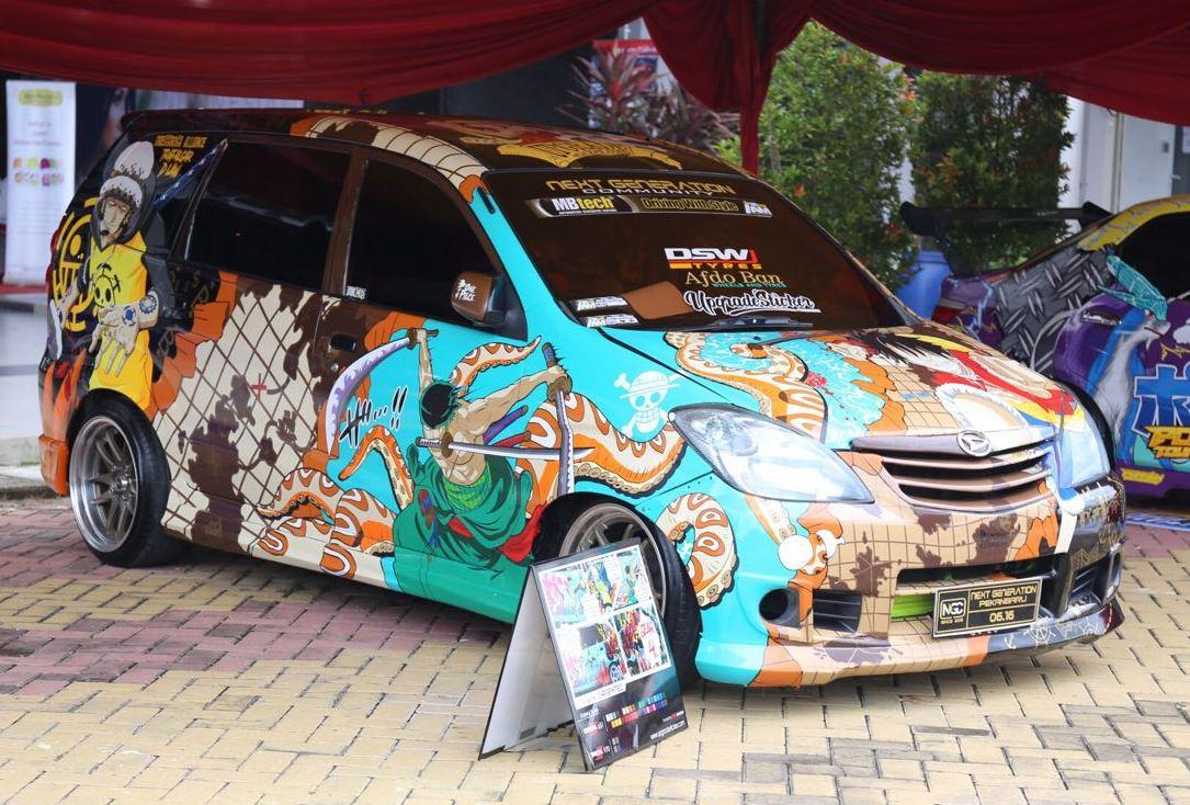 LAMPUNG POST | Daihatsu Gelar Dress-up Challenge di Pekanbaru