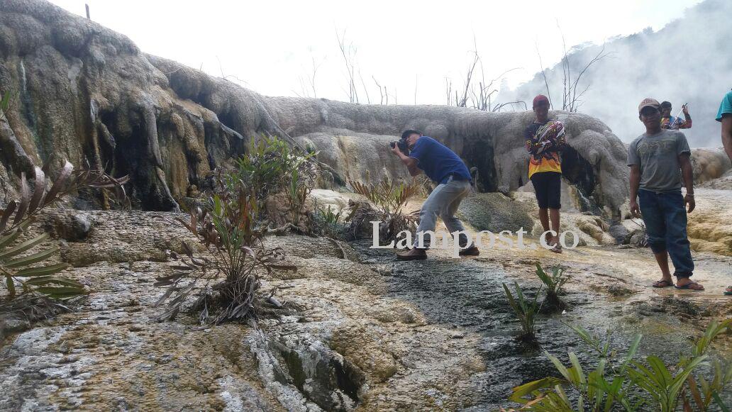 LAMPUNG POST | Kawah Nirwana Jadi Destinasi wisata Baru di Suoh
