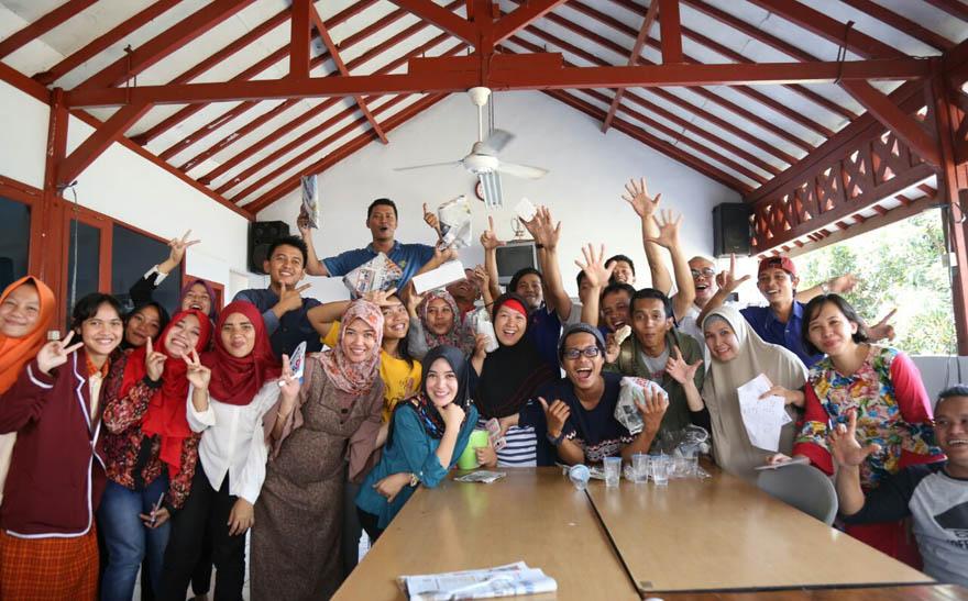 LAMPUNG POST | Meriahkan Hut RI Ke-72, Lampung Post Gelar Perlombaan