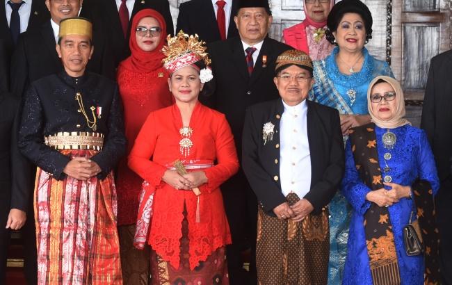 Jokowi Pakai Makassar, JK Pakai Jawa, Surya Paloh: Itu Restorasi