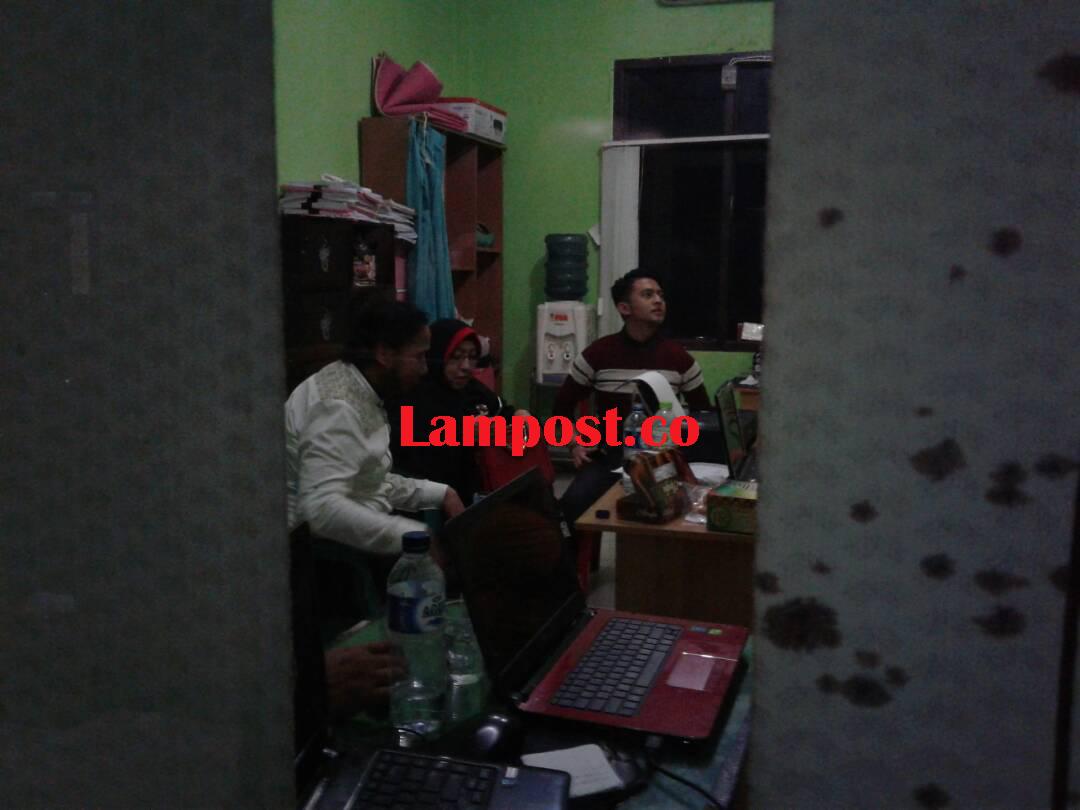 LAMPUNG POST | Penceramah Kondang Jakarta Diperiksa Satreskrim Poltabes Soal Pemberangkatan Haji