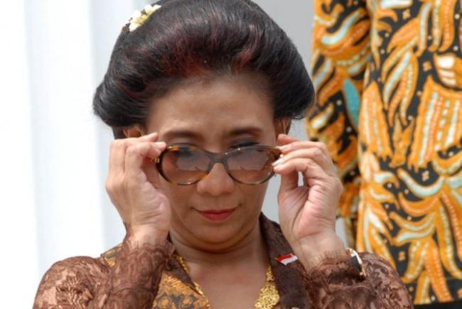 LAMPUNG POST | Menteri Susi Curahkan Isi Hati Tentang Cantrang