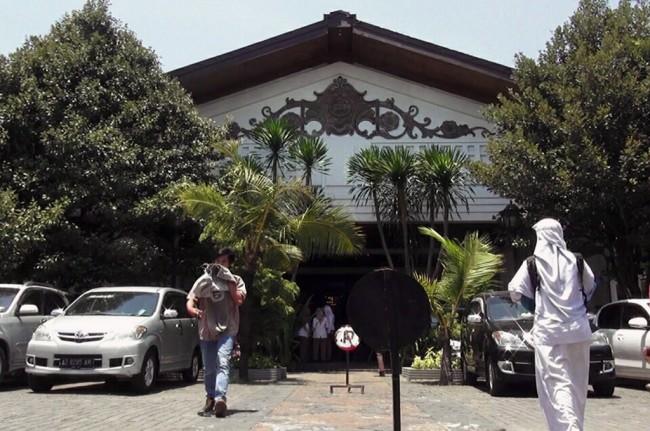 LAMPUNG POST | Mengintip Gedung Pernikahan Kahiyang Ayu, Putri Jokowi