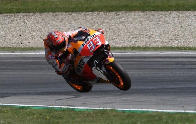 LAMPUNG POST | Marquez Pimpin Start MotoGP Ceko, Rossi Kedua